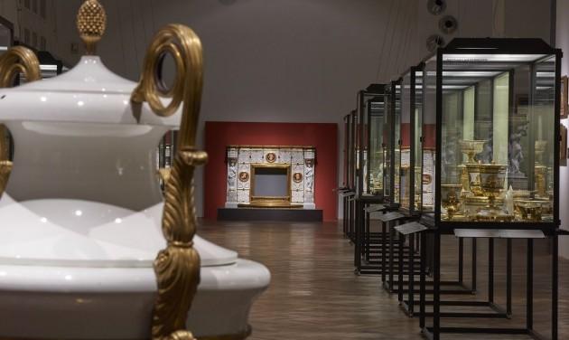 300 éves a Bécsi Porcelánmanufaktúra