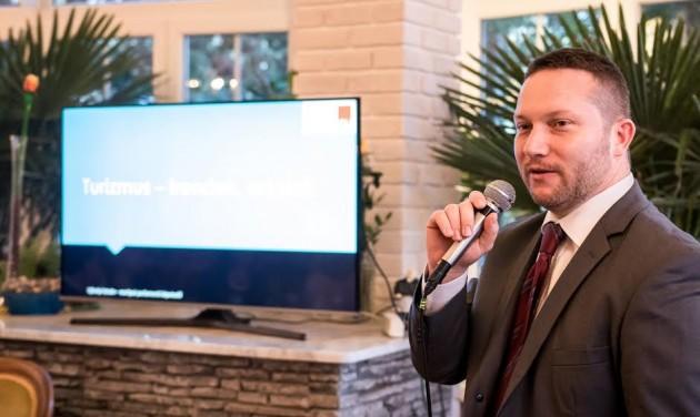 MUISZ-vacsora: Ujhelyi István a turizmus jelentőségéről