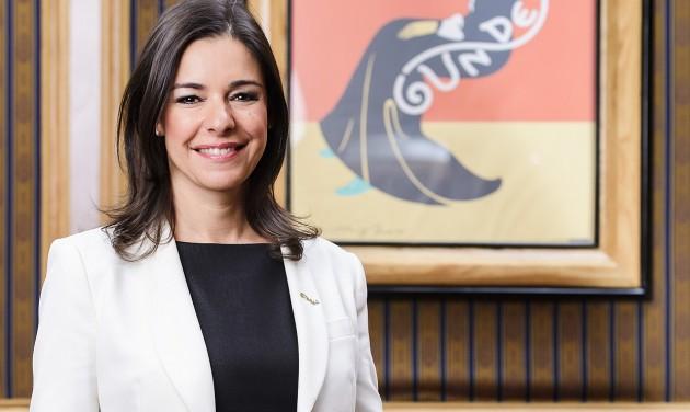 Angelus Barbara a Gundel Étterem marketing és kommunikációs igazgatója