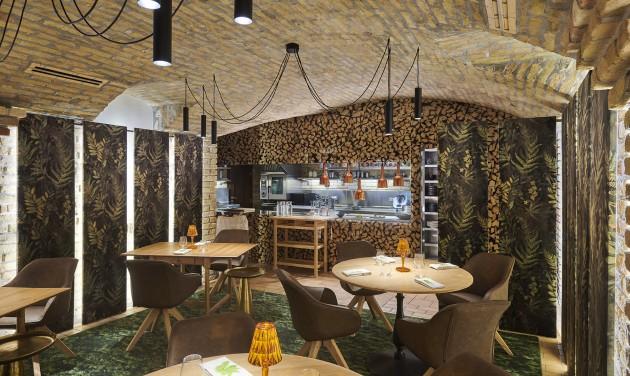 Michelin-csillagos séf nyitott gourmet éttermet Tatán