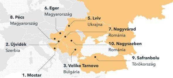 Két magyar város is ott van Európa legjobb ár-érték arányú úti céljai között