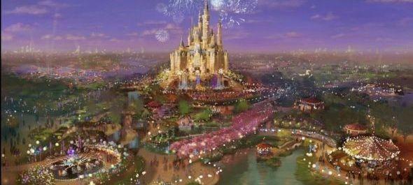 A tervezettnél több lesz az attrakció a sanghaji Disneylandben