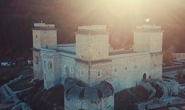Új imázsfilm a Diósgyőri várról