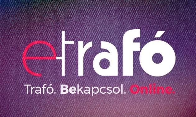 Naponta jelentkezik az e-Trafó online programsorozat