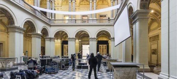 Hétfőn indul a Szépművészeti Múzeum rekonstrukciója