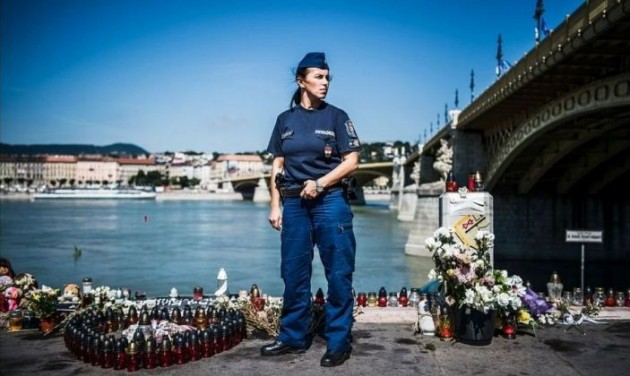 Portrésorozat készült a Hableány mentőiről