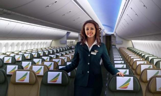 Az Ethiopian Airlines Budapesten mutatkozott be