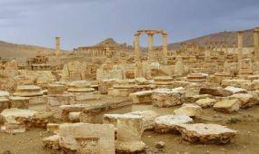 Öt éven belül helyrehozhatók a Palmürában tett károk