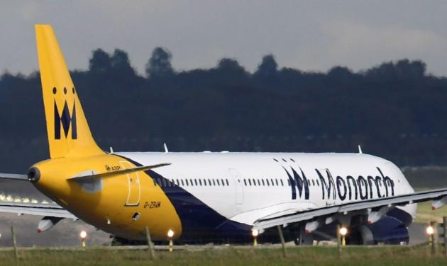 Beszüntette tevékenységét a Monarch Airlines