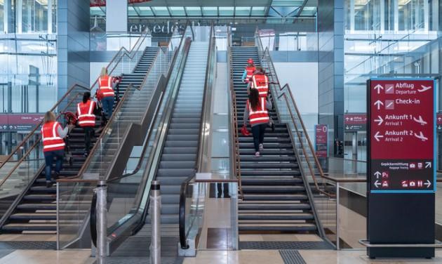 Megvan az új berlini reptér nyitásának pontos dátuma