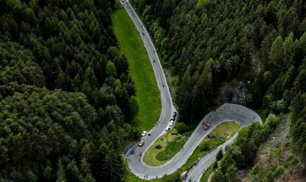 Öt kontinens 198 országában közvetítik a Giro d'Italiát