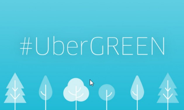 Elektromos autókra vált az Uber Bukarestben
