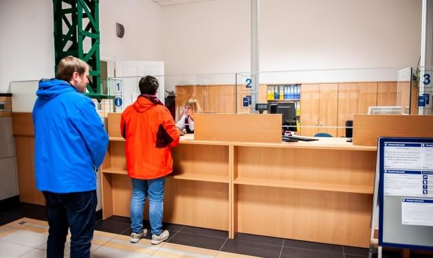 Felújította a szegedi vasútállomás ügyfélcentrumát a MÁV-Start