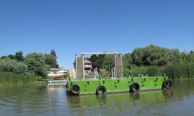 Nyári élményvonattal a Tisza-tóra