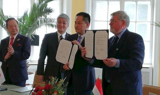 Szövetségre lépett a japán–magyar fürdőkultúra