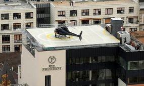 Orosz kézbe került a Hotel President