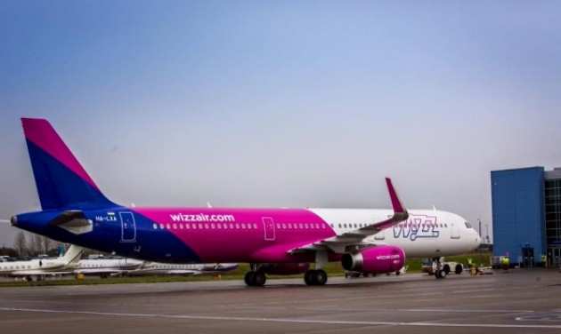 Wizz Air expects slightly higher ticket prices