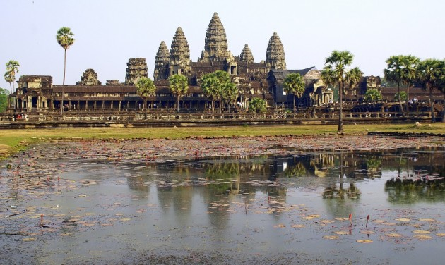 Kambodzsa várja az európai utazókat