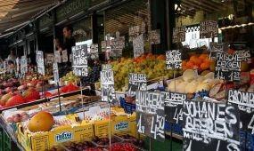 100 éves a bécsi Naschmarkt