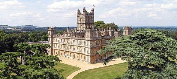 Séta Jane Austen és Crawley grófja nyomában