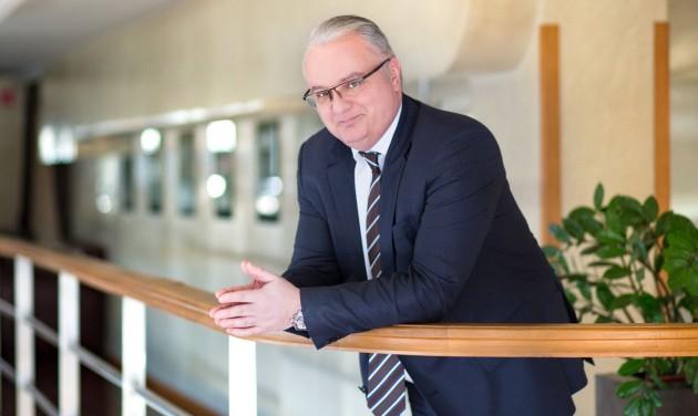 Top 50: Hülvely István, a Hunguest Hotels vezérigazgatója