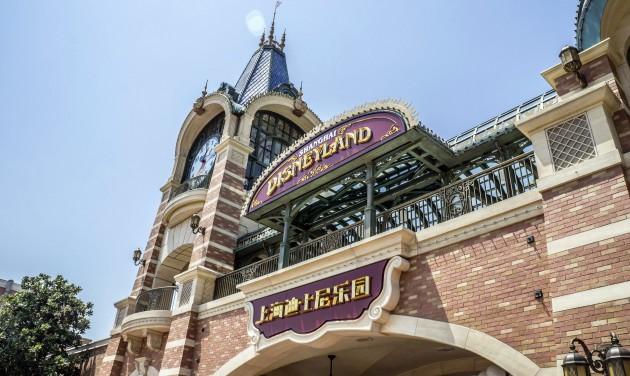 Újra megnyílt a sanghaji Disneyland
