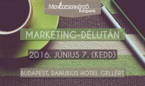 Marketing-délután