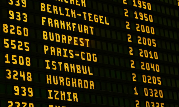 Európai légitársaságok a késések ellen