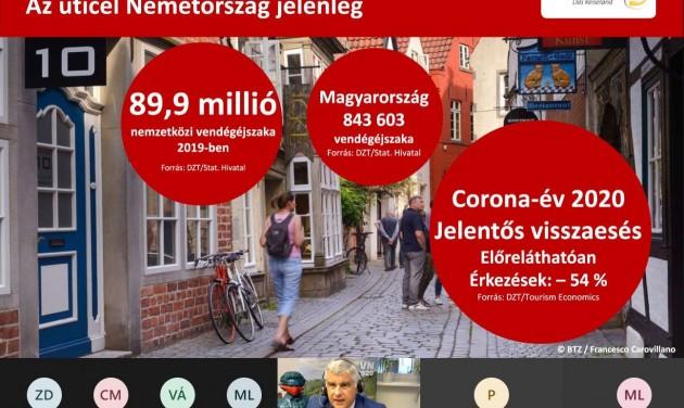 Az érzelmekre és a helyi értékekre épít a német turizmus