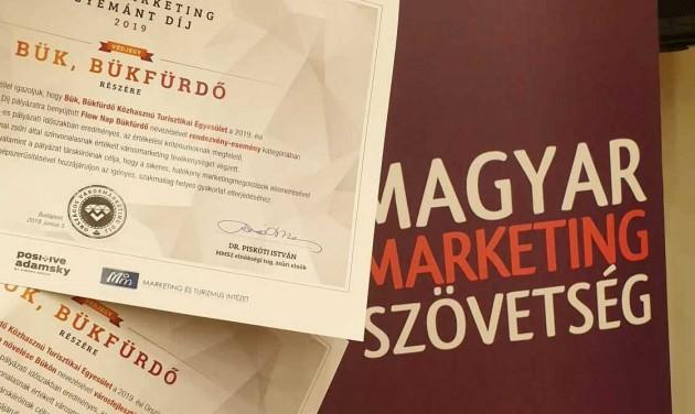 Dupla siker az Országos Városmarketing Díj pályázaton