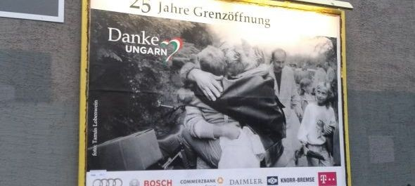 """Danke Ungarn"