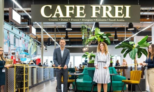 Három üzlettel bővítette kínálatát a Liszt Ferenc Nemzetközi Repülőtér