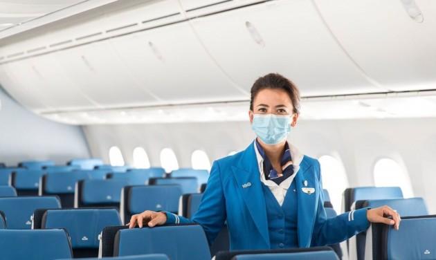 Covid-mentes tengerentúli járatokat indít a KLM és a Delta Air Lines