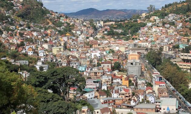 Magyar utazási szakemberek Madagaszkáron