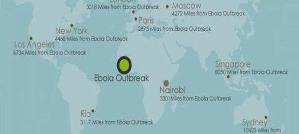 Az Ebola és az afrikai turizmus
