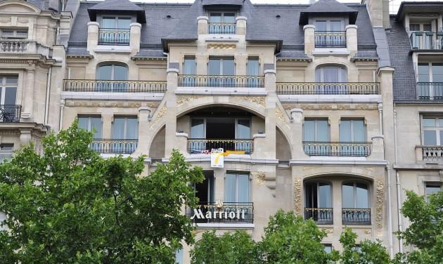 A kínai hírszerzés és a Marriott