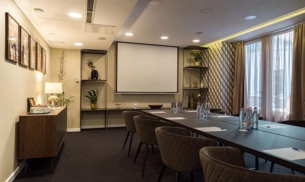 Az üzleti vendégek felé nyit a négycsillagos Hotel Memories
