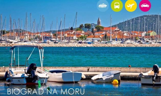 Legyen nyár! Horvátországban erősít a Cartour