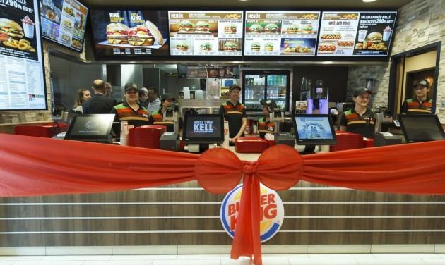 Megnyílt Zala megye első Burger Kingje