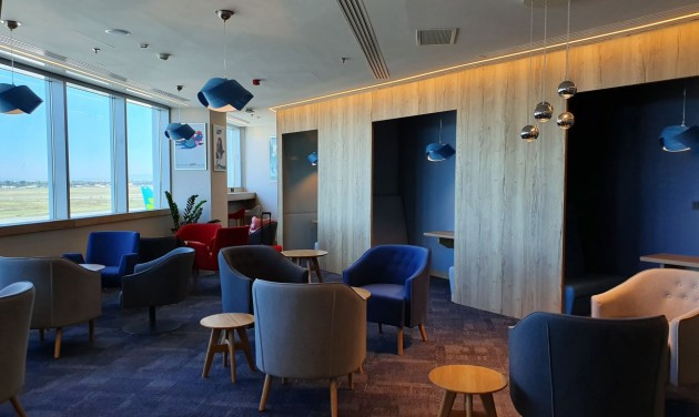 LOT Business Lounge Budapesten – soft opening