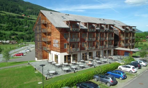 Kreischbergen terjeszkedik az Accent Hotels