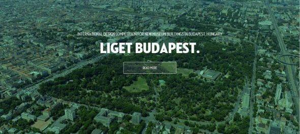 Óriási nemzetközi érdeklődés a Liget Budapest tervpályázatára
