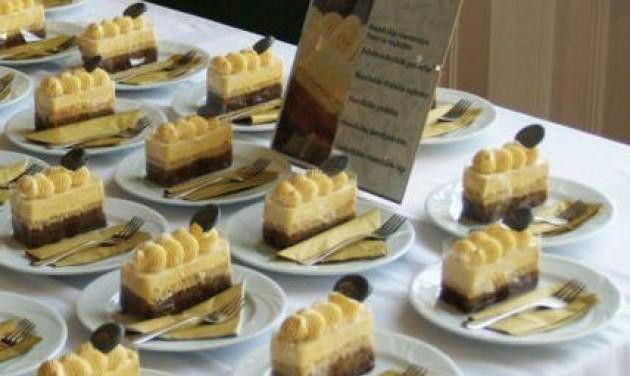 Munkácsy torta után csabai süteményverseny