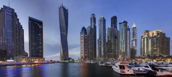 Repüljön Dubajba 100 euró alatt az Eurowingsszel!