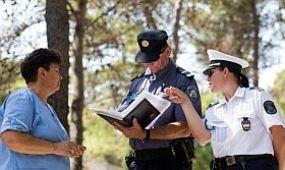 Ismét magyar rendőrök segítik a turistákat Horvátországban