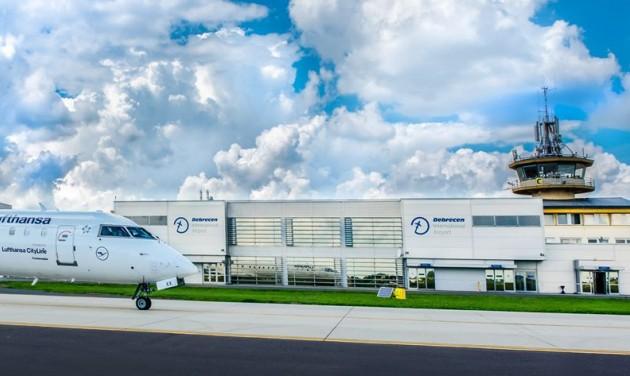 Új utasterminált építenek a debreceni repülőtéren