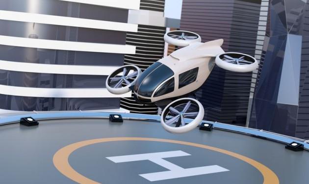 Küszöbön a városi légi közlekedés?
