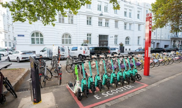 Megtízszerezik a mobilitási pontok számát 2025-ig Bécsben