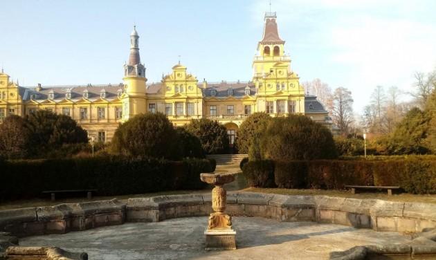 Kiemelt beruházás lett a szabadkígyósi kastély rekonstrukciója