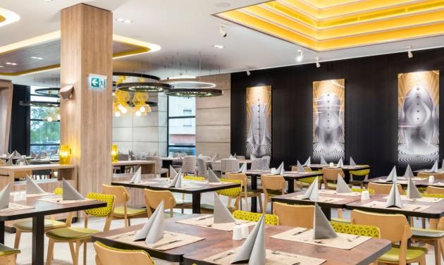 Megújult a Danubius Hotel Helia Episode étterme és terasza